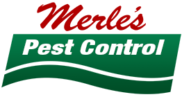 Merle's Pest Control Logo