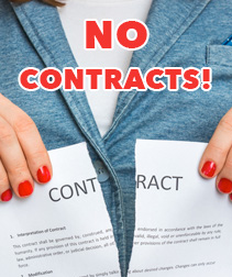 Pest Control Eugene - No Contracts!