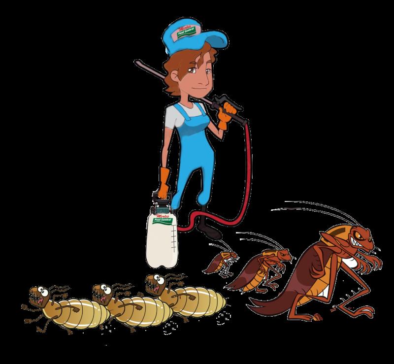Merle Eugene oregon pest control company